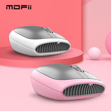 Mofii 2.4G Wireless Mouse Pink Mouse with USB Receiver Portable Mobile Slim Computer gaming Mouse for MacBook PC Notebook Laptop