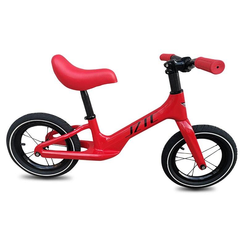 Oem Carbon Fiber Material Balance Bike 2020 Kids balance bike in bicycle factory direct sales mini children bike 12 inch