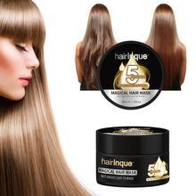 HAIRINQUE 5 Sec Restore Soft Shiny Hair Magical Treatment Repairments Hair Mask I1V0