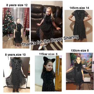 Image 4 - Princess Girls Dress Sequined Party Dress for 10 12 14 years Kids Teenage Girl Clothing Christmas New Year