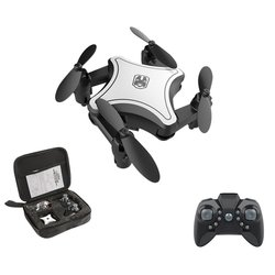 Foldable Drone Optical Flow Positioning Remote Control HD Camera Aircraft Four-axis Aircraft Aerial Flying