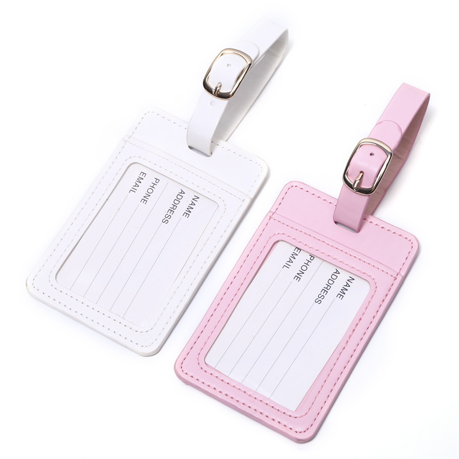 Hot Sale MR&MrS Suitcase Luggage Tag Bag Pendant Travel Accessories Name ID Address Wedding VIP Invitation Label LT33B