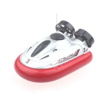 Mini RC statek łódź poduszkowiec pilot łódź RC elektryczna łódź motorowa poduszkowiec nadajnik klasyczna łódź motorowa zabawki dla chłopca tanie i dobre opinie Z tworzywa sztucznego