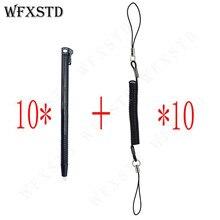 10 مجموعة قلم ستايلس + حبل الحبل حزام لباناسونيك تاوت بوك CF 18 CF18 CF 18 CF 19 CF19 CF 19 محول الأرقام شاشة تعمل باللمس الشريط