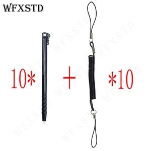 10 unidades de bolígrafo Stylus + cuerda de correa de sujeción para Panasonic Toughbook CF-18 CF18 CF 18 CF-19 CF19 CF 19 digitalizador de cable de cinta de pantalla táctil