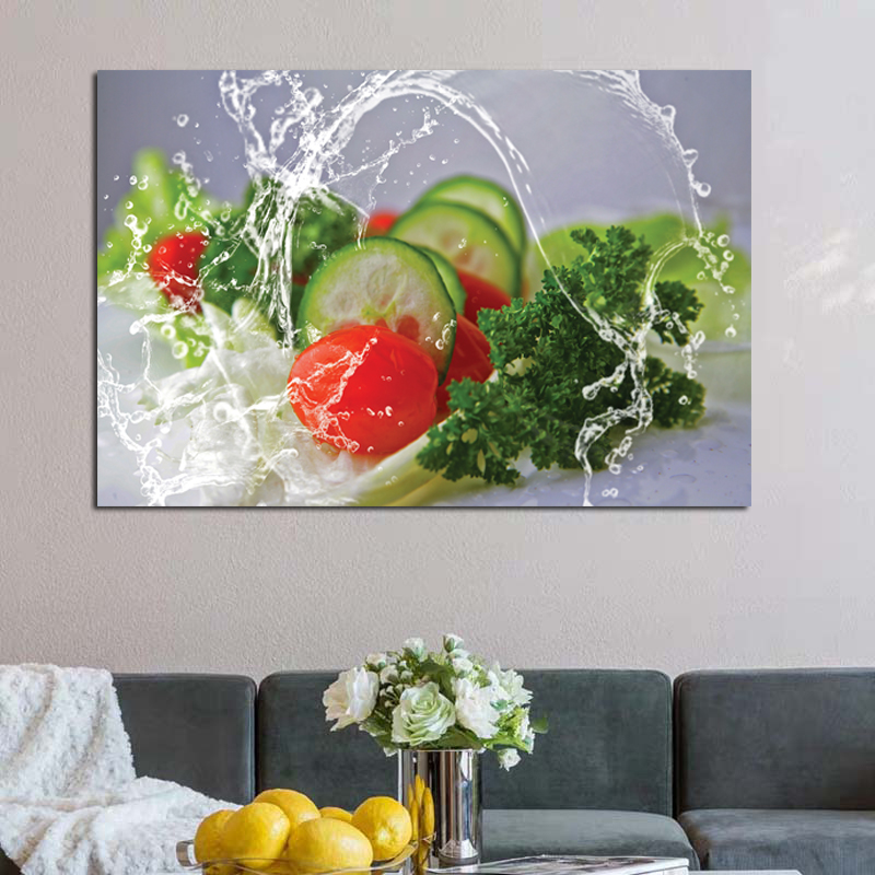 Fruit Close-Up Art  Poster Picture Modern Wall Art Canvas Painting Unique Gift For Kitchen Home Decoration Artwork