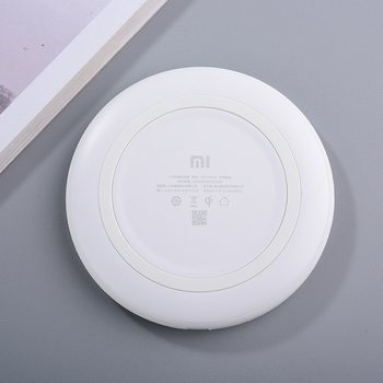 Original 18W Qi Wireless Charger For Xiaomi 11 10 9 Pro For Iphone 11 12 X XR XS Max 8 Fast Charging Pad EU Adapter Type C Cable 2