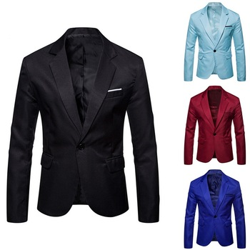 Luxury Men Wedding Suit Fashion Loose Casual Suits Men's Business Formal Party Groomsman Suit Blazers Jacket Pants