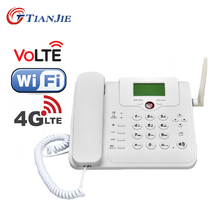 Tianjie W101l 4g Wifi Router Gsm Telephone Volte Landline Hot Spot Desk Fixed Phone With Sim Card Slot cheap CN(Origin) Wireless None 1 x USB 2 4G 150Mbps W101L-11 Wi-Fi 802 11g 802 11n 150 Mbps Firewall home