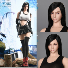 VS Toys 19XG63 The Goddess of Fantasy Tifa 3.0 with 2 Heads 1/6 ACTION FIGURE