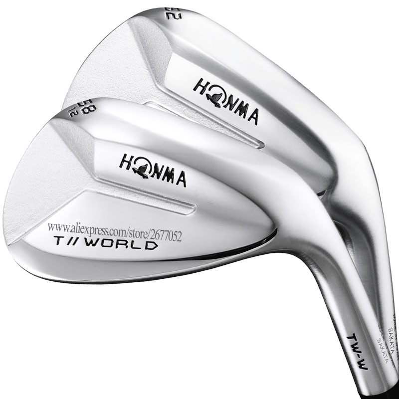 New Golf Clubs  Golf Wedges HONMA T//WORLD TW-W  Right Handed Clubs Wedges    Steel Golf Shaft Cooyute Free Shipping
