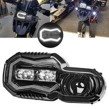 Đèn LED Xe Máy Đèn Pha Cho Xe BMW F800R F700GS F650GS F800GS Phiêu Lưu