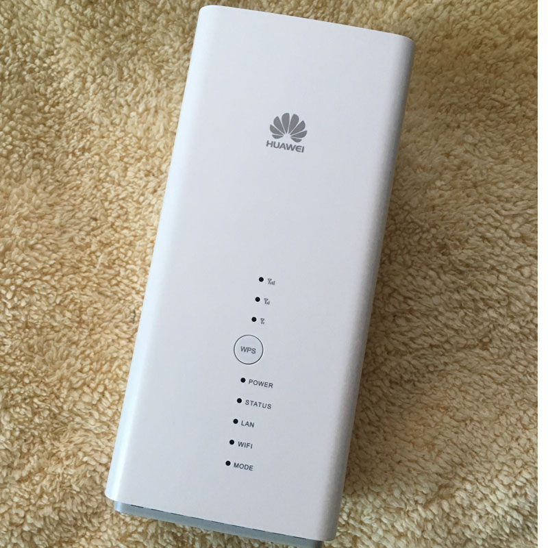 Huawei B618s-22d 4G LTE FDD800/900/1800/2100/2600Mhz TDD2600Mhz(Band1/3/7/8/20/38) VoIP CPE Wireless Route