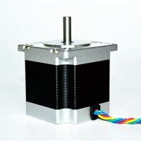 Eje CNC Nema 23  Motor paso a paso 3Nm 3A 57*56  4 cables para fresadora de grabado cnc