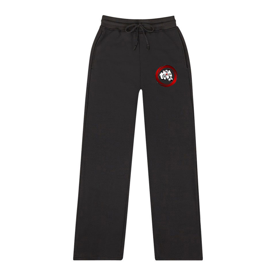 2019 New Style Hot Sales Kyokushin Karate Association Europe And America Fashion Casual Men And Women-Sweatpants