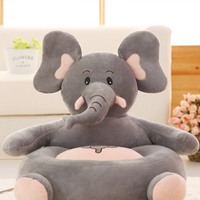 Bean-Bag-Chair Ottoman Puff-Seat Pouf Filling Kids Sofa Child Couch Plush-Gaming Baby