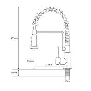 Image 5 - Akıllı dokunmatik mutfak musluk dokunmatik kontrol musluk bataryası duyarlı akıllı dokunmatik mutfak musluk dışarı çekin mutfak bahar musluk algılama musluk