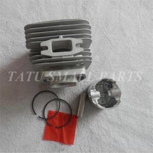 Image 4 - G620 CYLINDER KIT 47.5MM 48MM FOR KOMATSU ZENOAH G620PU G621  62CC CHAINSAW RC ZYLINDER  PISTON RINGS SET PIN CLIPS  ASSEMBLY