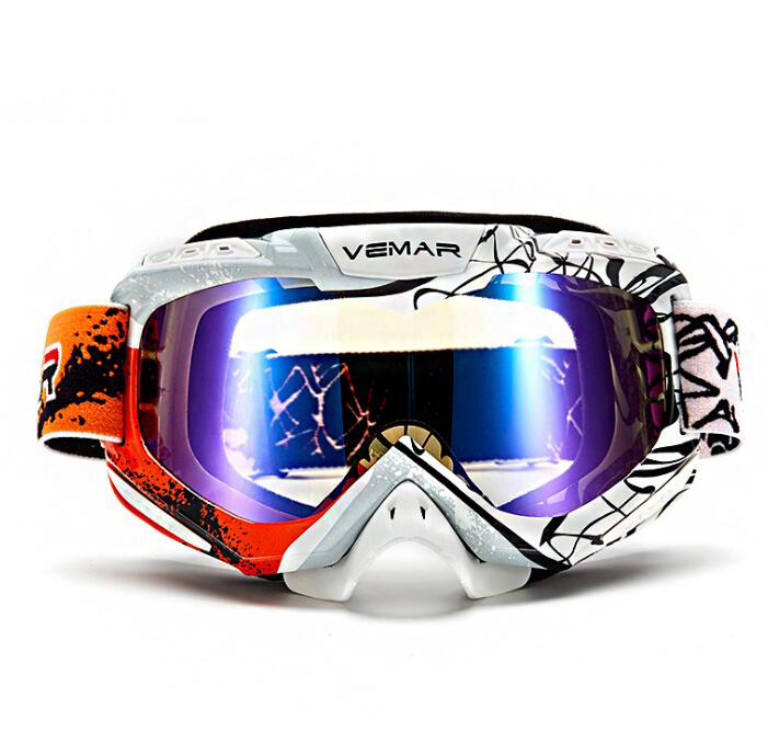 Motocross Glasses Moto Men Women Motorcycle Glasses Helmet Off-Road Motocross Goggles ATV MX BMX DH MTB Eyewear