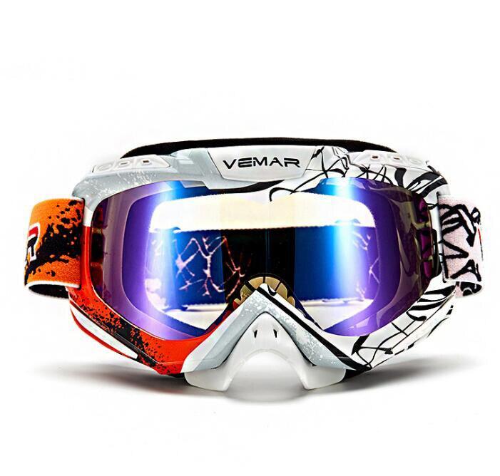 Motocross Glasses Moto Men Women Motorcycle Glasses Helmet Off-Road Motocross Goggles ATV MX BMX DH MTB Eyewear