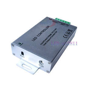 Image 4 - Free shipping DC12V 24V 12A 24A 44key IR wireles Remote Led RGB Controller 44key IR Dimmer for 3528 5050 RGB led strip lights