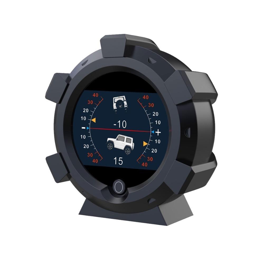 Autool X95 자동차 4x4 경사계 제공 경사 각도 속도 위성 타이밍 GPS 오프로드 차량 액세서리 다기능 측정기