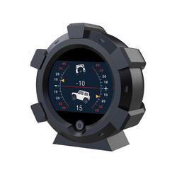 Autool x95 carro 4x4 inclinômetro fornecer inclinômetro lente angular velocidade satélite temporização gps off-road acessórios do veículo multifunção medidor de medidor