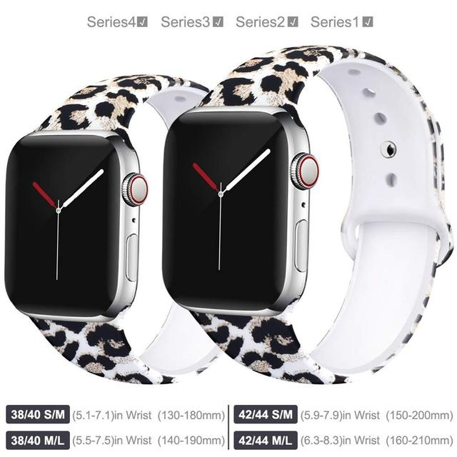 Floral Band for Apple Watch 3