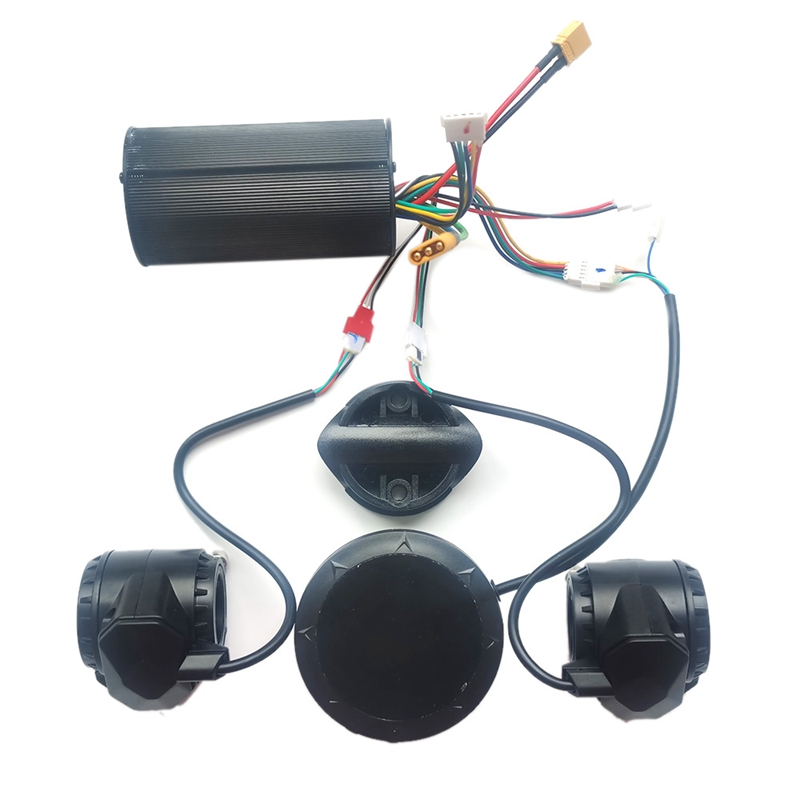 Motherboard Controller with Instrument LCD Screen for 5/5.5/6.5 Inch Electric Scooter