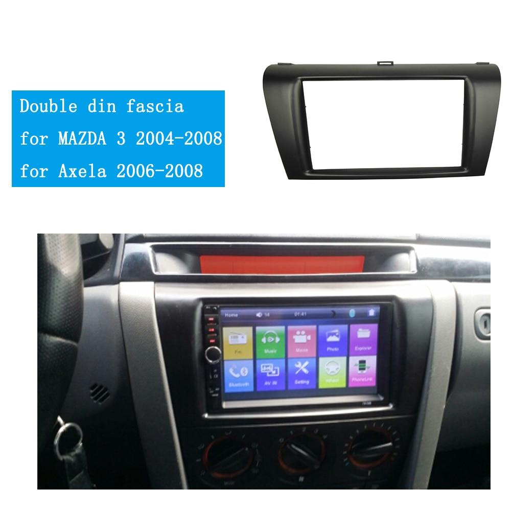 Στερεοφωνικό πάνελ για Mazda 3 Axela Διπλό - Ανταλλακτικά αυτοκινήτων - Φωτογραφία 6