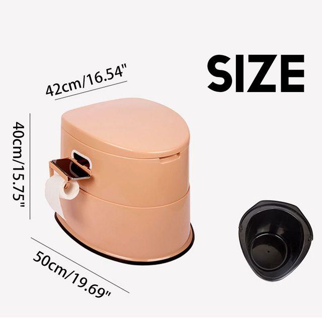 Portable toilet 6