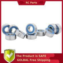 686-2RS Bearing ABEC-3 ( 10 PCS ) 6x13x5 mm Miniature 686RS Ball Bearings 618/6RS Blue Sealed 686 2RS Rulman(China)