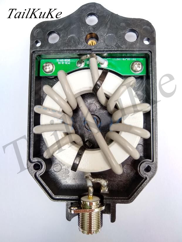 1:1 2KW Balun Positive V Inverted V Shortwave Antenna Teflon Full Shield With Joint Waterproof Function
