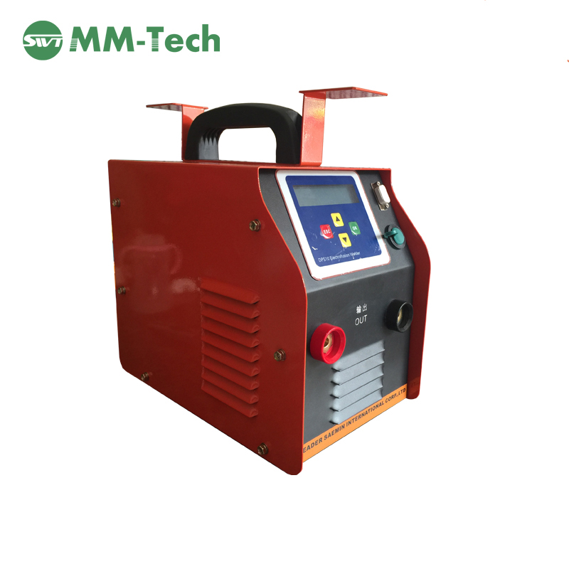 20-1000mm Plastic Pipe Electofusion Welding Equipment