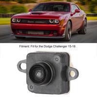 كاميرا احتياطية للرؤية الخلفية للسيارة تناسب دودج تشالينجر 2015 2016 2017 2018 ملحقات السيارة كاميرا الرؤية الخلفية عكس 68172474AH