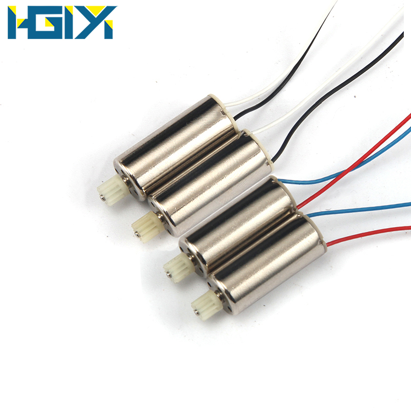 HGIYI G11 GPS Drone Motor Spare Parts Accessories CW CCW Original Motor Engine Replacements Brushed For G11 RC Drones Quadcopter