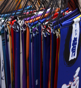 Image 3 - Японский стиль, подвесной флаг, тканевый баннер, занавеска, японские суши, ресторан, izakaya, подвесное украшение