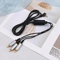 Аудио Видео AV кабель для RCA удлинитель композитный кабель для передачи данных для Sony PlayStation Portable PSP 2000 3000 Slim для ТВ монитора
