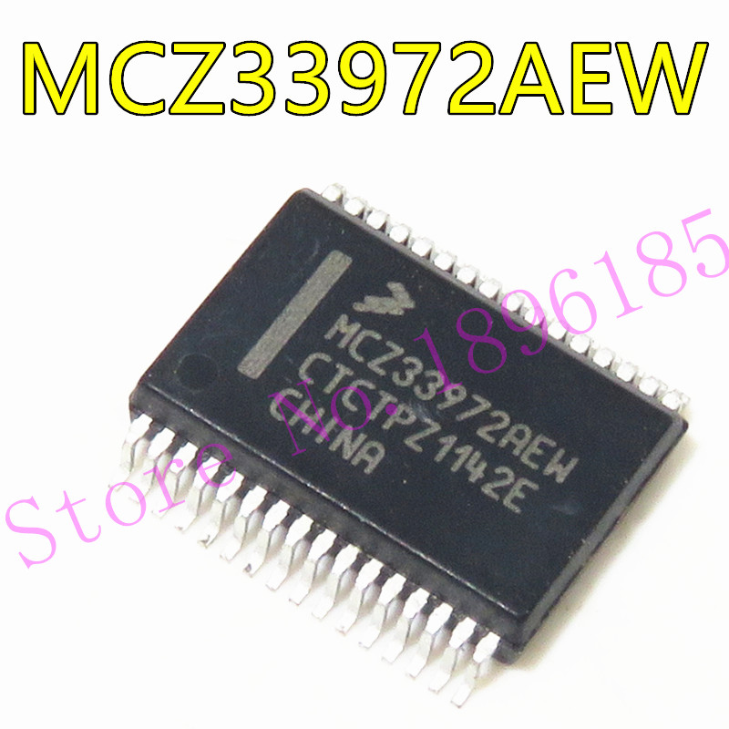 1pcs/lot MCZ33972AEW MCZ33972 SSOP In Stock