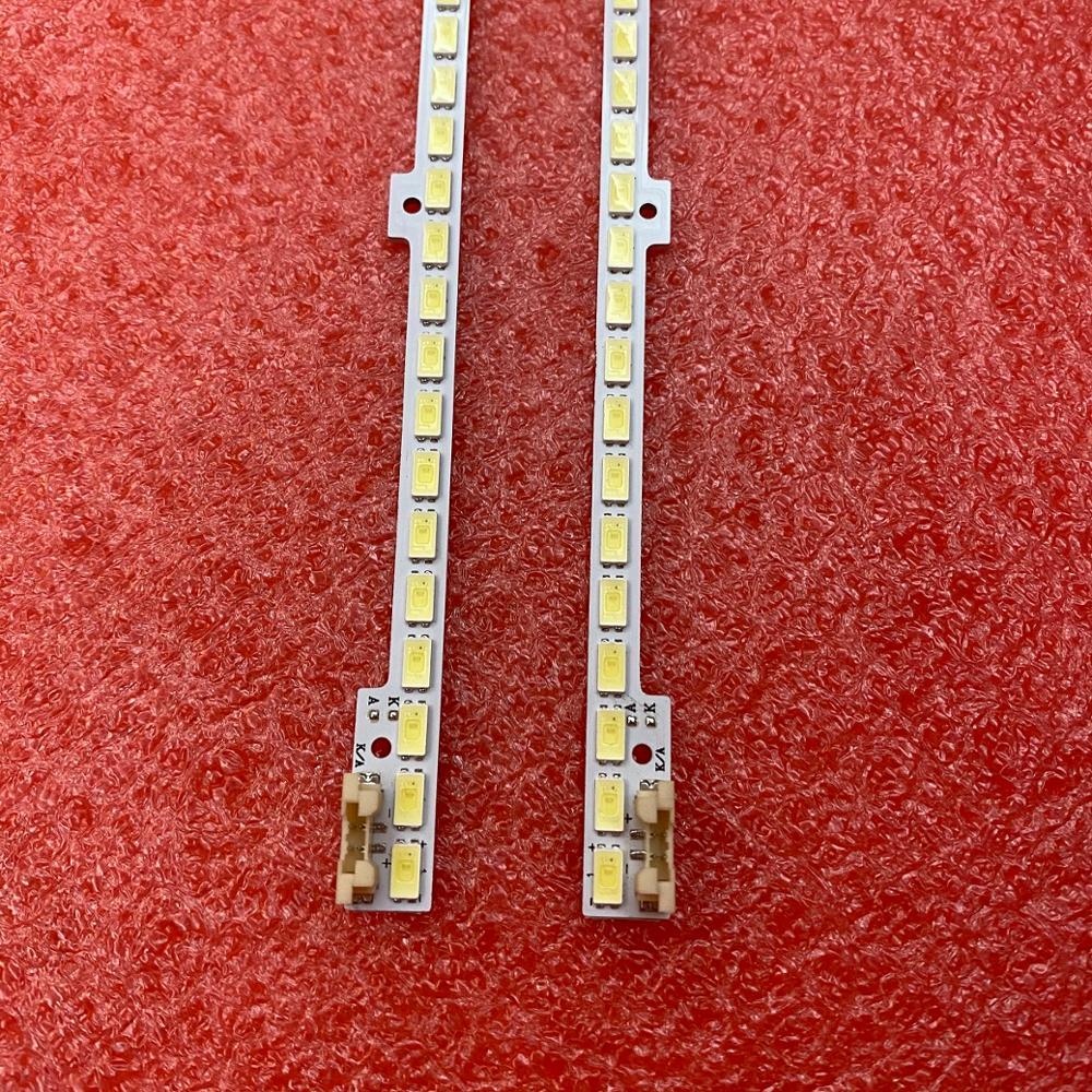 2 PCS 41CM LED backlight strip for UE37D6500 UE37D6100SW UE37D5500 UE37D552 UE37D5000 UE37D6100 LD370CSB-C1 LD370CGB-C2 T370HW05