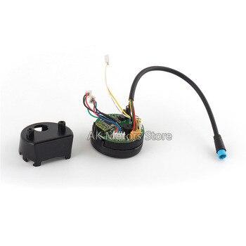 Электрический Kickscooter скутер детали для печатной платы панель дисплей приборная панель для Ninebot ES 1 2 3 4 приборная панель