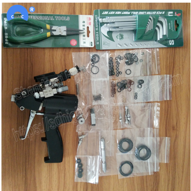 P2 Spray Gun ,polyurethane Foam Spray Gun, Spray Gun