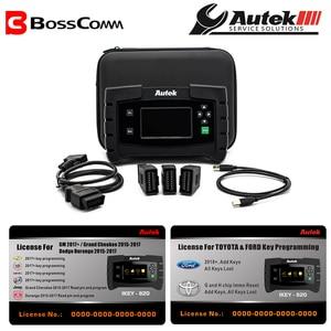2019 Autek IKEY820 Car Key pro