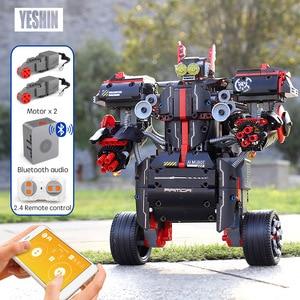 Image 5 - 金型王アイデアマインドストームプログラムテクニック均衡ロボットビルディングブロックレンガのおもちゃと互換性31313