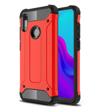Luxury Silicone Shockproof Phone Case for Huawei Y6 2019 Case Rugged Armor Cover Huawei Y6 Prime 2018 Y5 Bumper Cases все цены