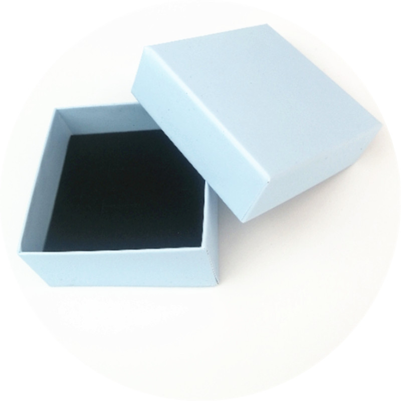 Manufacturers Direct Selling Square Gift Paper Box On Behalf Of Gift Packaging Box Jewelry Earrings Bracelet Gift Box Wholesale