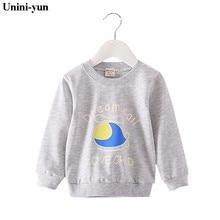 Baby Girls Sweatshirts Winter Spring Autumn Sweater Cartoon Long Sleeve T-shirt Character Kids Clothes Baby Boy Sweatshirt