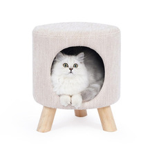 Pet Bed Cat Climbing  Tower Condo Scratcher Furniture Kitten Toys for Cats Kittens Playhouse