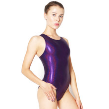 DROZENO Sexy High Cut One Piece Suit Female Bather Bathing Summer Suit Swim Pearlescent design Sexy Women LEOHEX(China)
