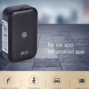 Image 5 - Gf21 mini gps em tempo real rastreador de carro anti perdido dispositivo de gravação de controle de voz localizador de microfone de alta definição wi fi + lbs + gps pos